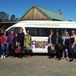 hunter valley tour bus hire